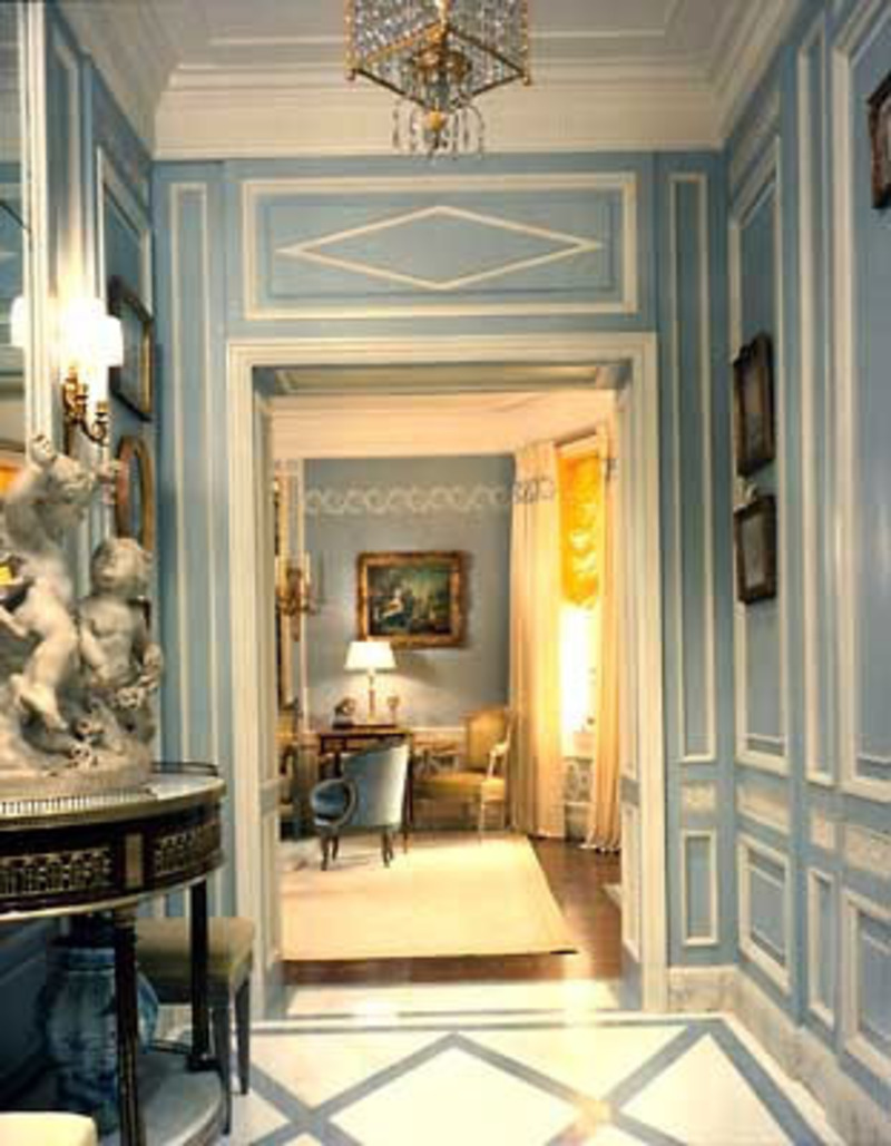 Decoration french country decor for Unique interior design styles