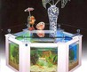Hexagonal Designer Coffee Table Fish Tank/Aquarium