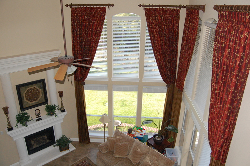 Curtains For Living Room, Length Of The Living Room Curtains «  Bedroom Ideas, Interior Design And Many More