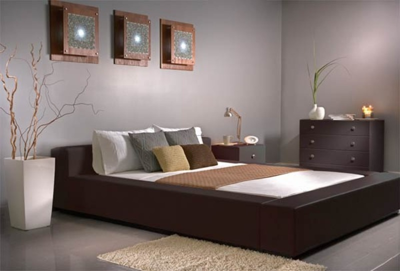 Bedroom Color Themes Alluring Of Modern Bedroom Furniture Photo