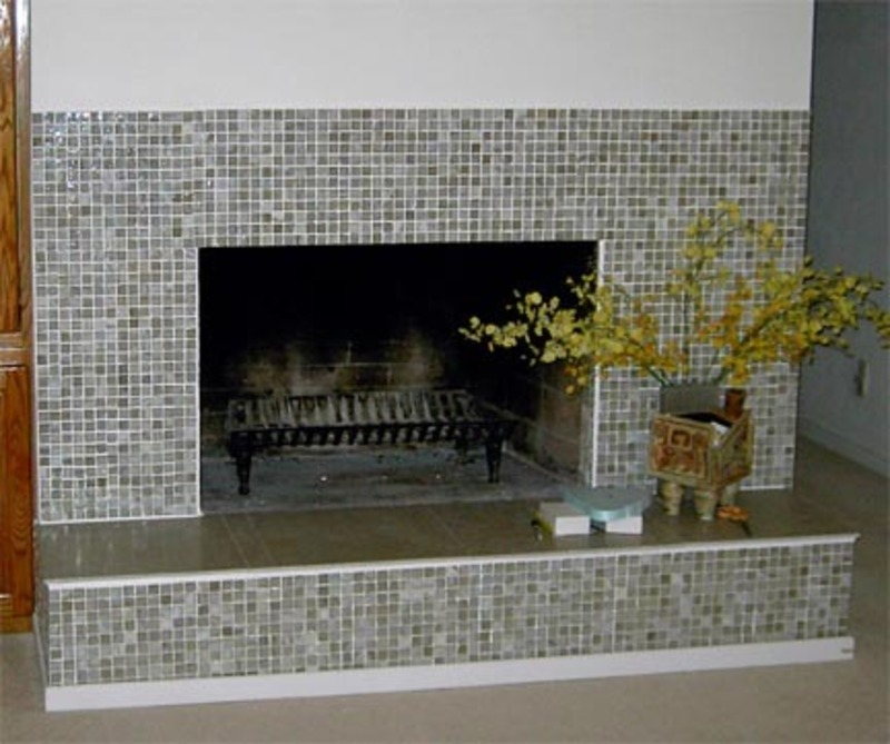 modern fireplace tiles design bookmark 9270