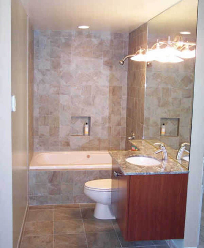Very Small Bathroom Ideas / Design Bookmark #9294