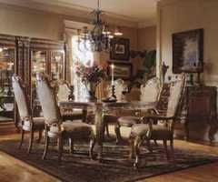 Traditional Dining Room Furniture Design