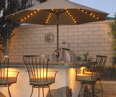 Outdoor Patio Lighting Photos