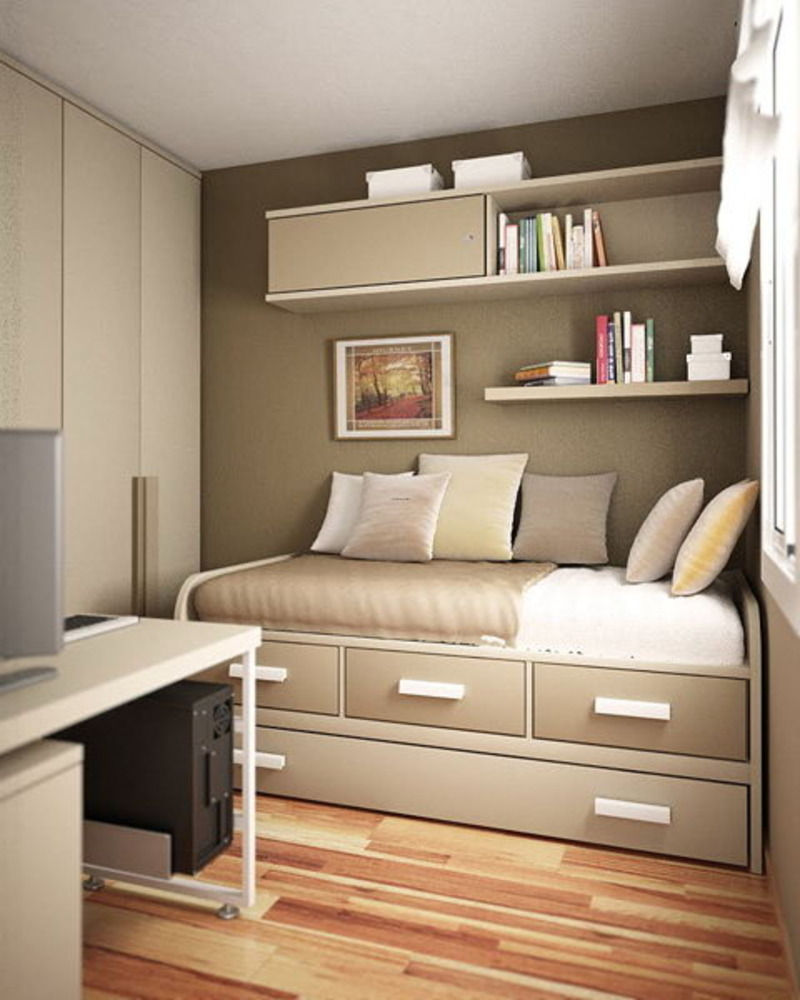 Decorating Ideas For Small Rooms, Designing Small Teenagers Room