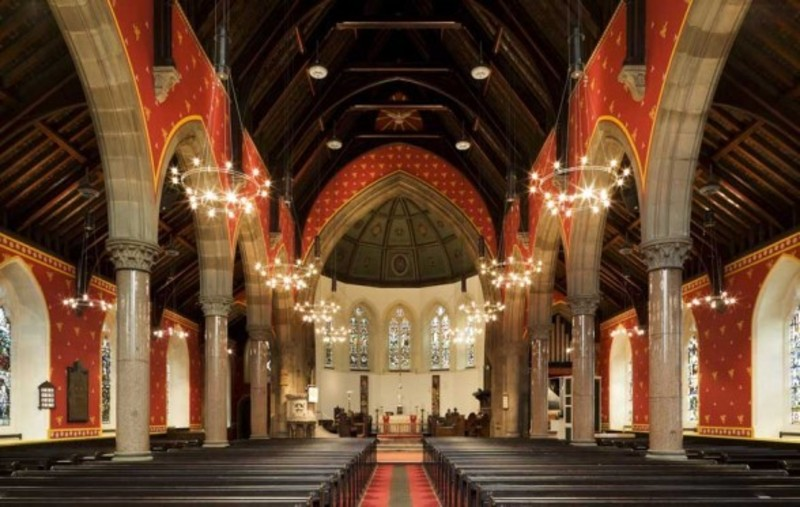 St peter s church in lutton place by ben tindall for Peter s job interior design decoration