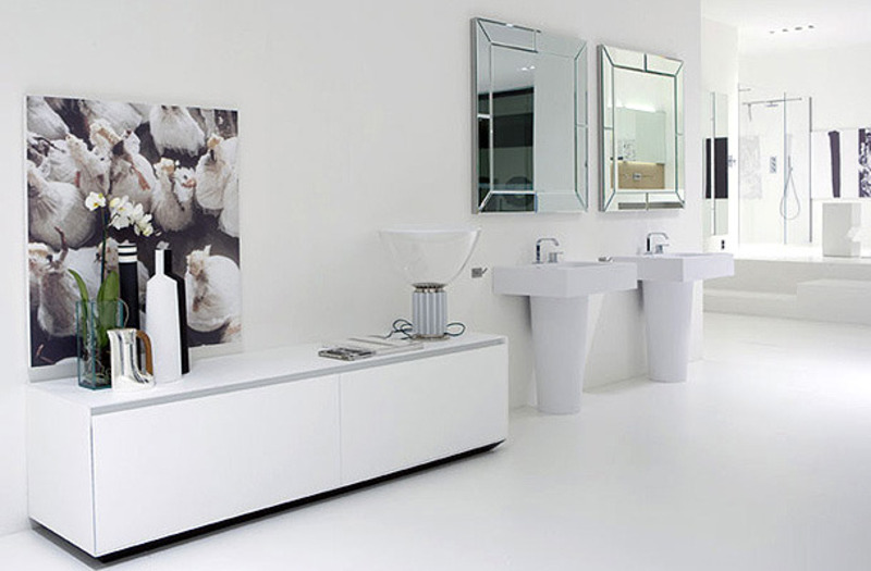 Luxurious Design Ideas, Photos Of White Bathroom Design Ideas And Luxury Design  Architecture