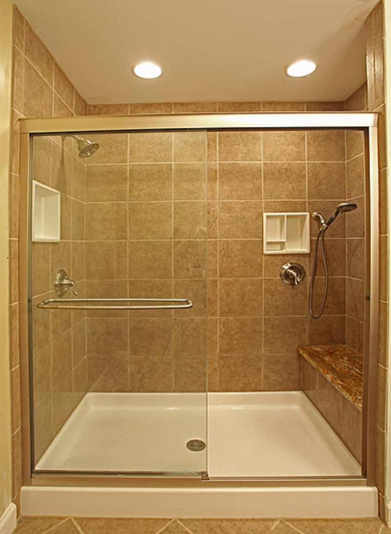 Bathroom shower designs design bookmark 9670 for Show bathroom designs