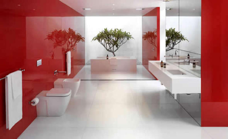 Luxurious Design Ideas, Bathroom Design Ideas Modern Ian Moore Luxury  Flooring  Room Images, Photos And Pictures Gallery  Design Wagen