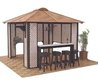 Gazebo For Hot