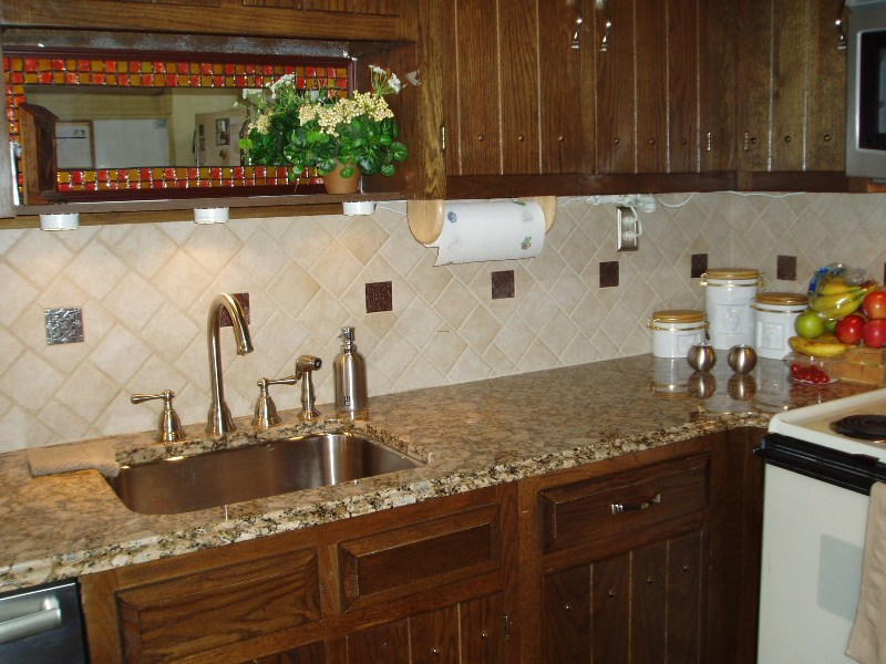 Ceramic tile ideas iii design bookmark 9795 - Kitchen backsplash ceramic tile designs ...