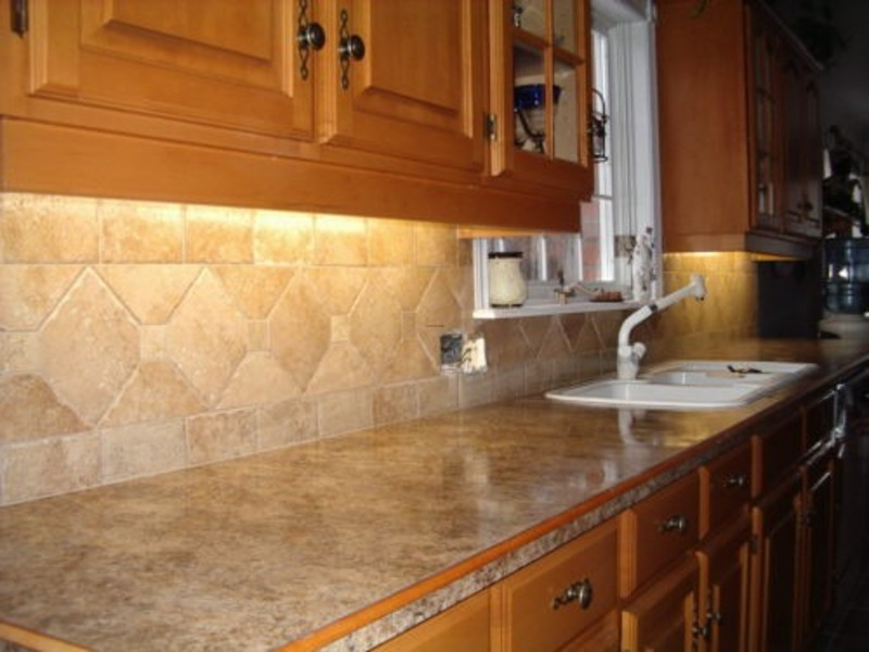 Tile backsplash ideas design bookmark 9836 Inexpensive kitchen backsplash