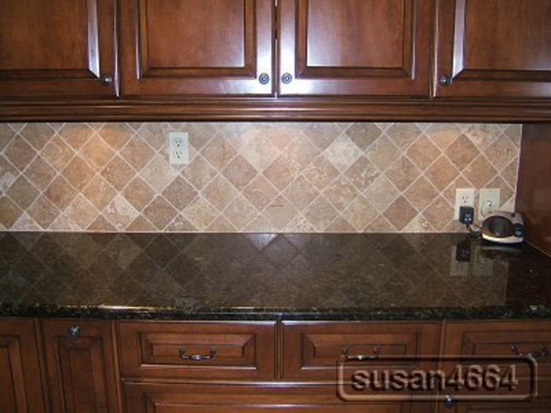 Dark Maple Kitchen Cabinets Design Bookmark 9877