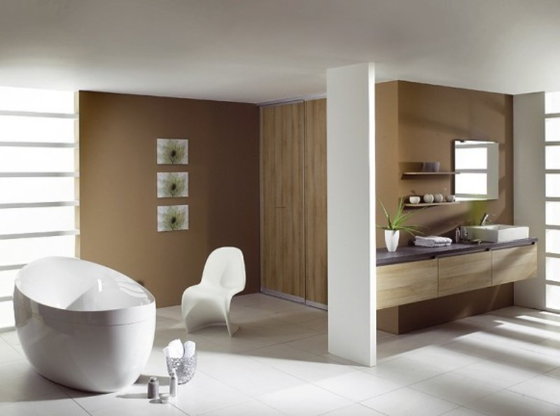 Shower designs modern bathroom designs from schmidt for Ultra modern bathroom designs