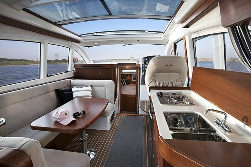 Boat Interior Design, Designer Luxury Boats And Yachts