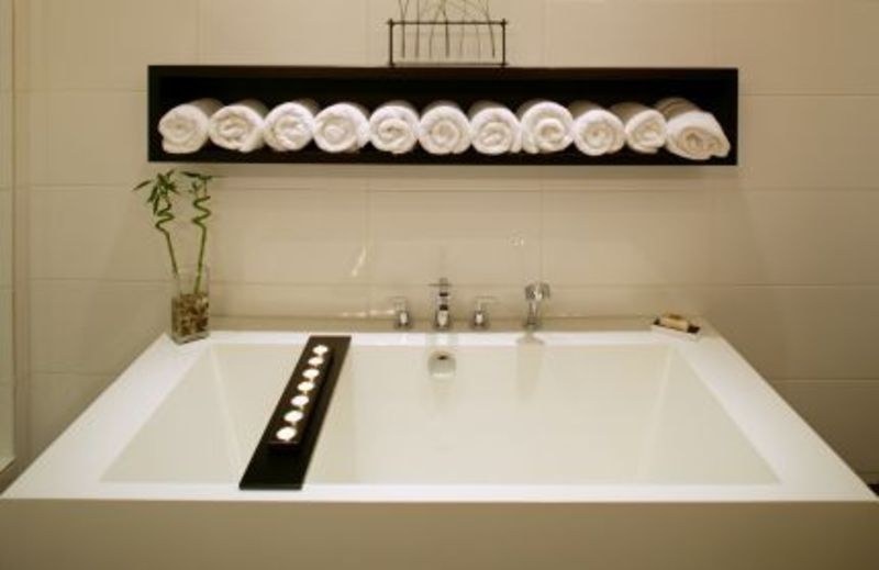 spa bath ideas spa bathroom design ideas
