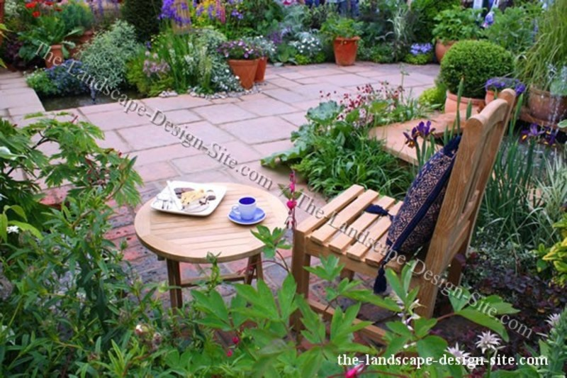 patio planting ideas design bookmark 9965