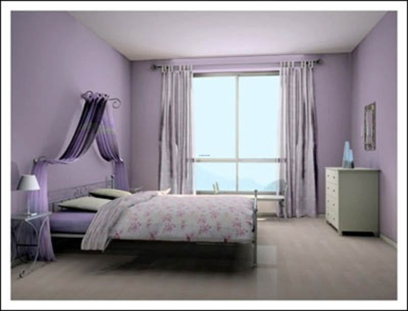 Bedroom designs purple design bookmark 9972 for Purple bedroom design ideas