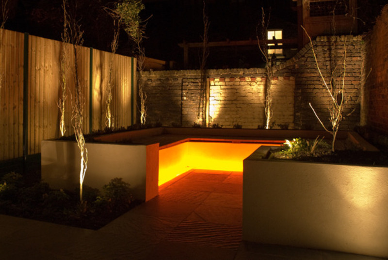 Modern Outdoor Garden Lighting Ideas / design bookmark #