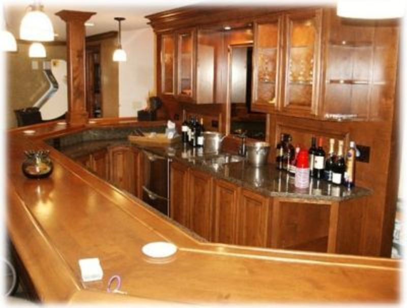 Bar Designs Pictures, Printed Home Bar Plans