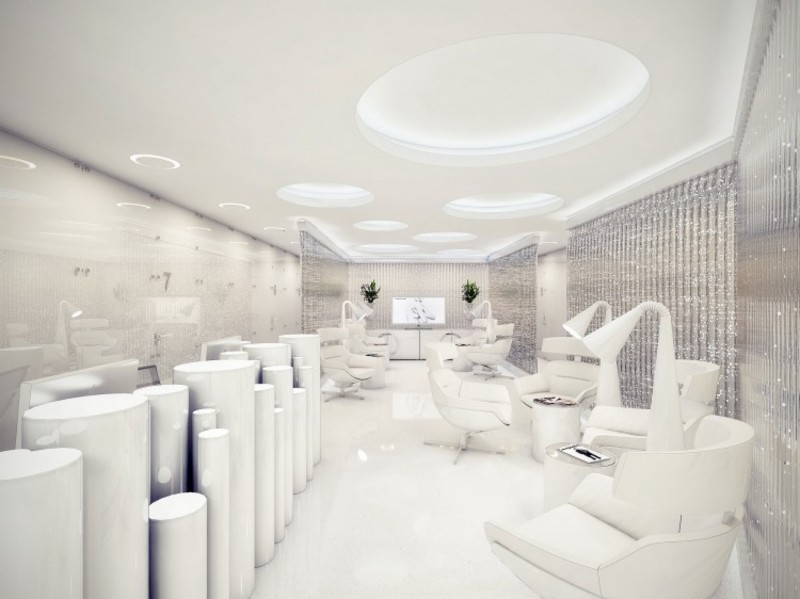 Interior Design Of Clinic, Surgery Clinic Interior Design From Geometrix Design Surgery Clinic Interior Design From Geometrix Design 8 – Luxury Magazine