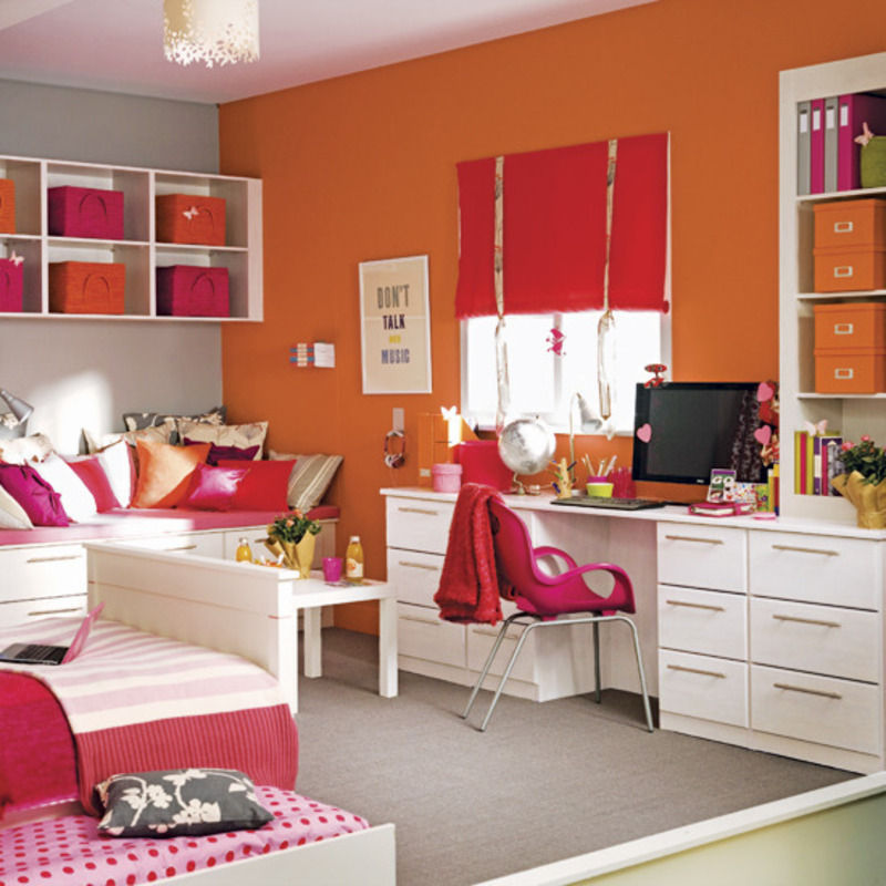 Creating Attractive Bedroom Ideas For Young Adults Sleek