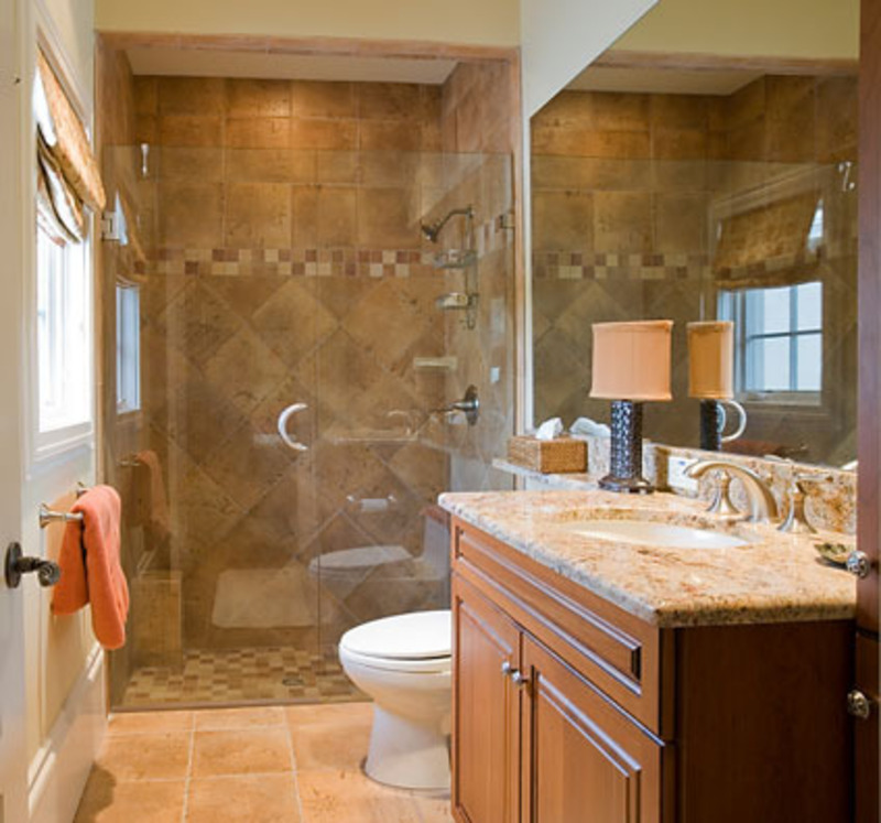 Bathroom Shower Fixtures And Bathroom Shower Enclosures