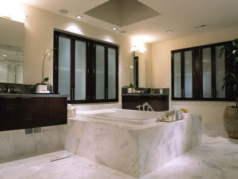 Spa Bath Ideas, Ideas For Bathroom Spa
