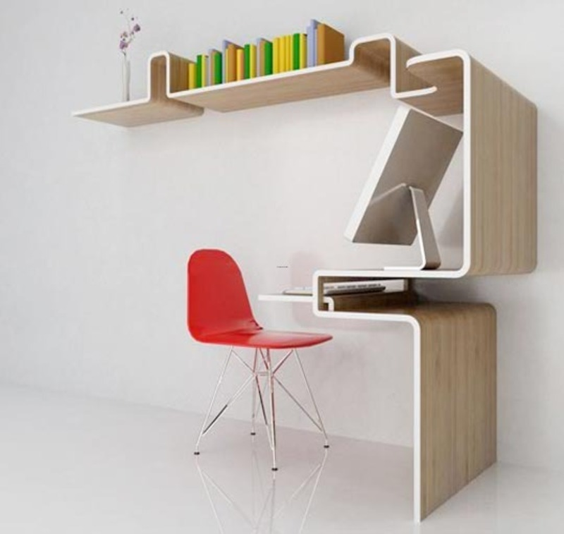 Small Space Office Design Gallery / Pictures Photos Designs And ...