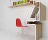 Small Space Office Design Gallery / Pictures Photos Designs And Ideas For House Home Office