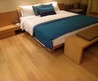 Oak Wood Flooring Interior Design Ideas With Par