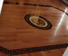 Wood Floor Medallion And Border Design Ideas