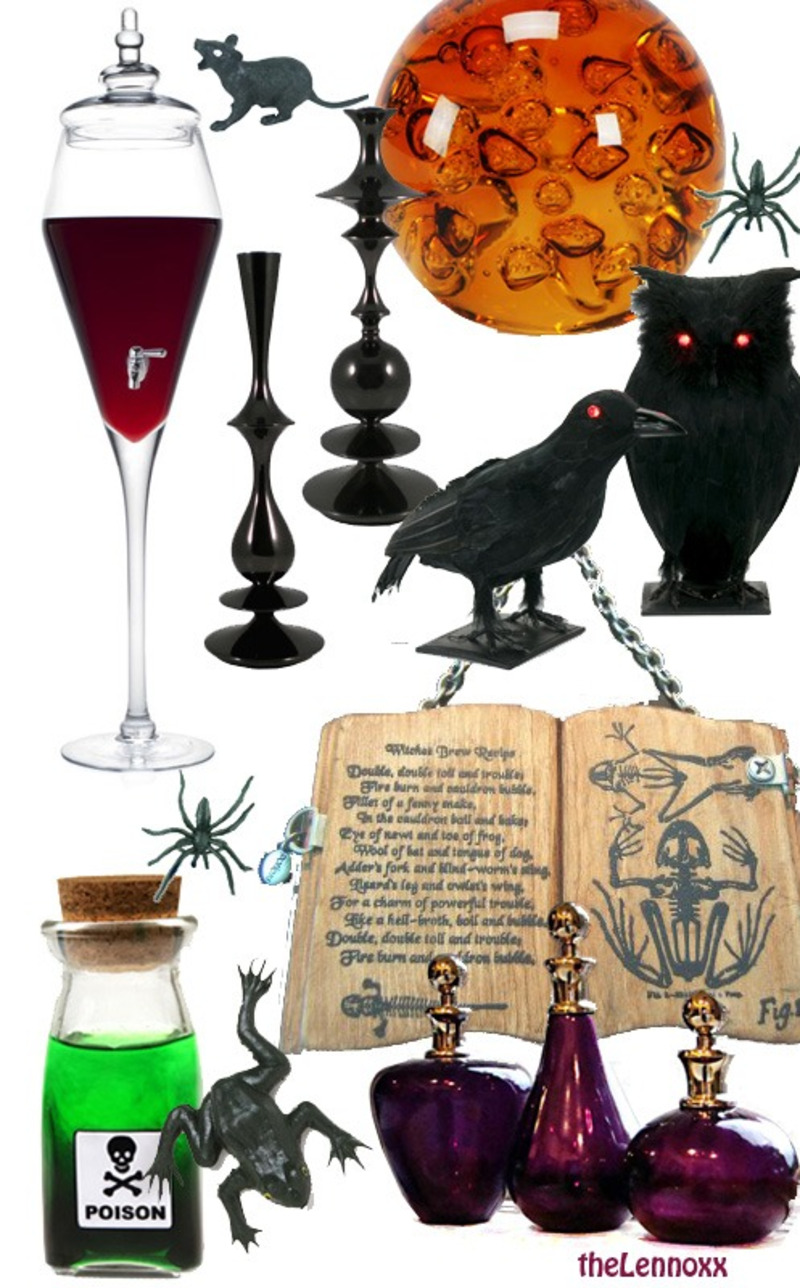 Decorating Ideas > Witch Themed Halloween Decor Eating Ideas » The Lennoxx  ~ 093352_Halloween Decoration Ideas Witch