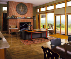 Classic Home Office Remodeling