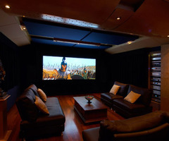 Home Entertainment Theater Decorating