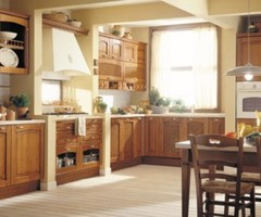 Traditional Style Of Kitchen Design From  European Cabinets