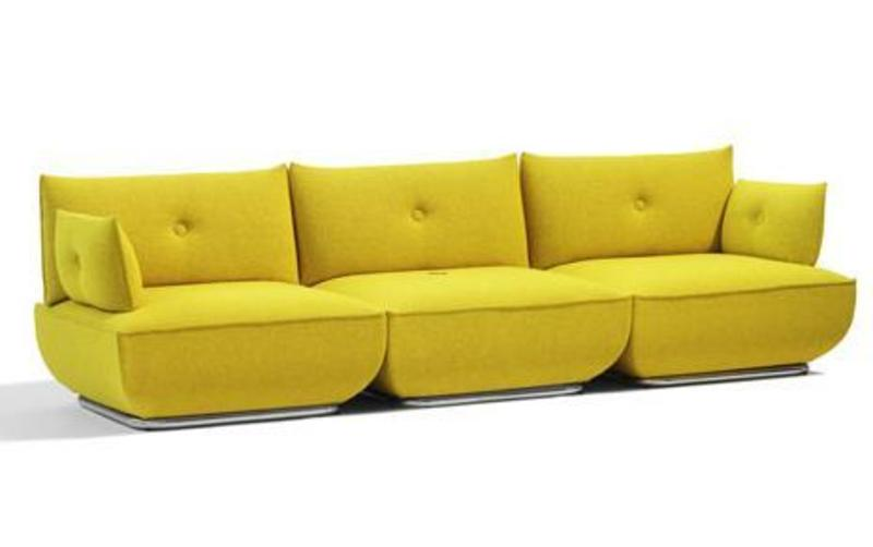 Latest New Sofa Remodeling Design From Fabric And Leather