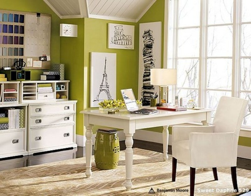 Green Office Decor Ideas By Increasingly Affluent Pictures Photos Designs And For Home House