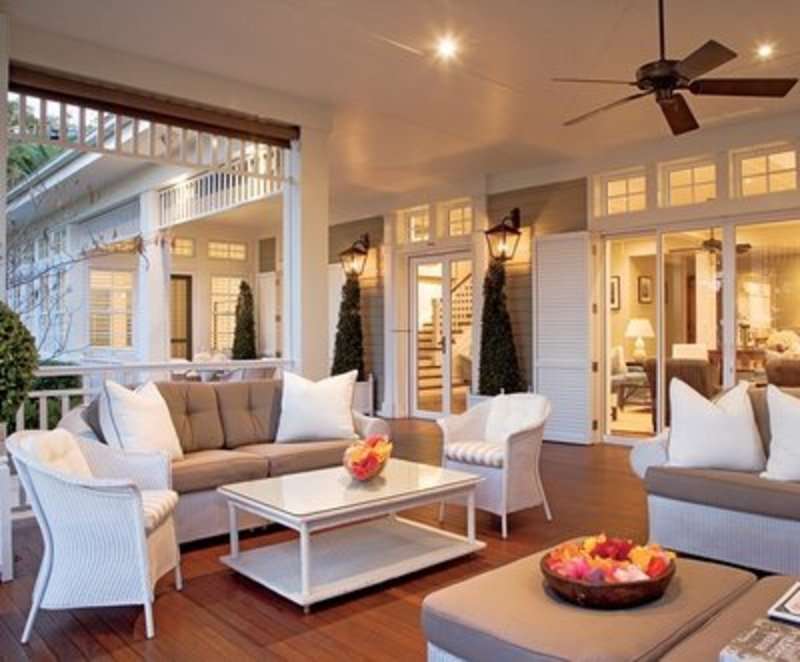 Beach cottage decorating ideas dream house experience for Decorating a house
