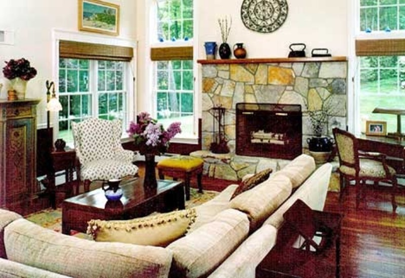 Family Room Design Ideas, Family Room Decorating Ideas