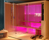 Modern Living Room Design  » Modern Futuristic Bathroom Sauna