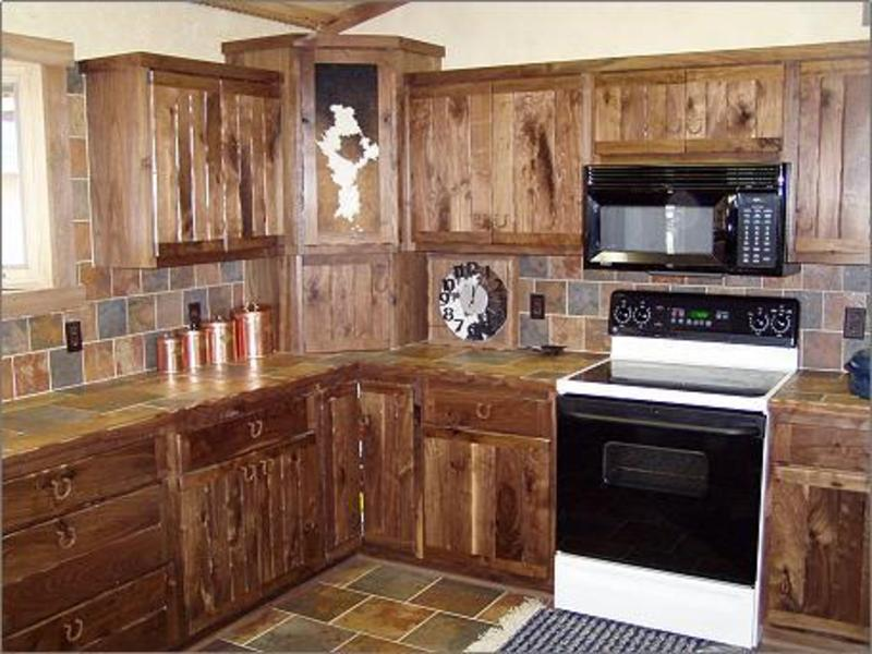 Rustic Kitchen Design, Rustic Cabinets Frontier Cabinetry
