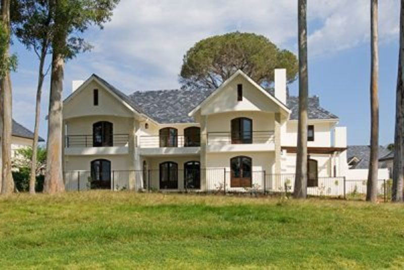 Stunning country style home design concept design for Country style builders