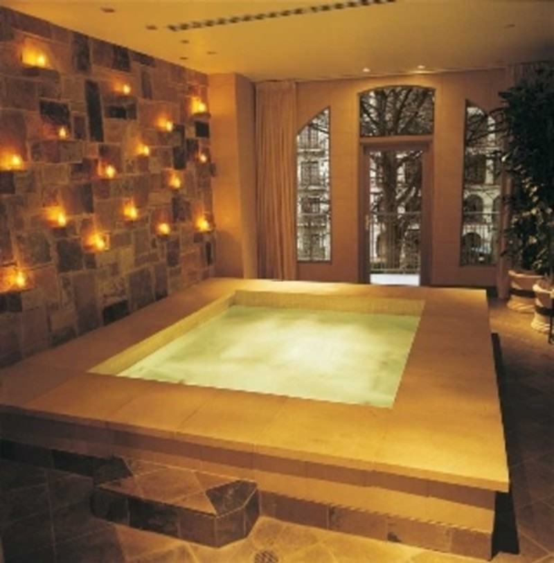 Hotel Spa Design Ideas, Hotel Spa San Antonio Interior Design