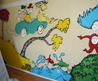 Wall Mural From Dr. Seuss Nursery For Your Kids Room