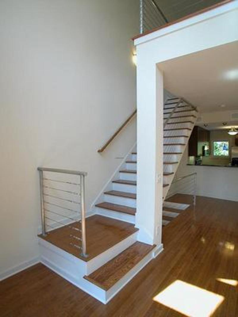 Contemporary Stair Railing Design Bookmark 10827