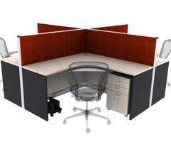 Modular Office Furniture Decorating
