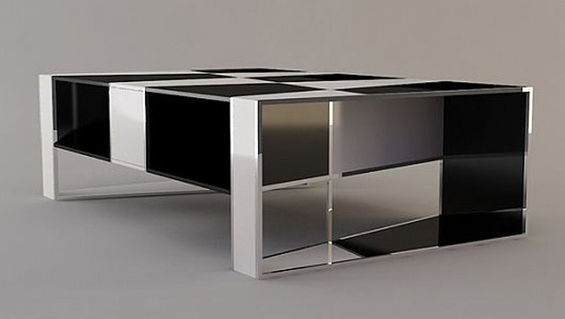 Contemporary Coffee Table Ideas With Modern Minimalist