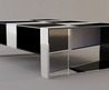 Contemporary Coffee Table Ideas With Modern Minimalist Fireplace Designs