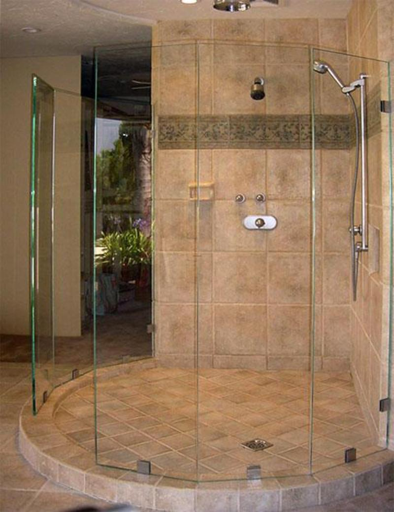 California Frameless Shower Doors Design Bookmark 10855